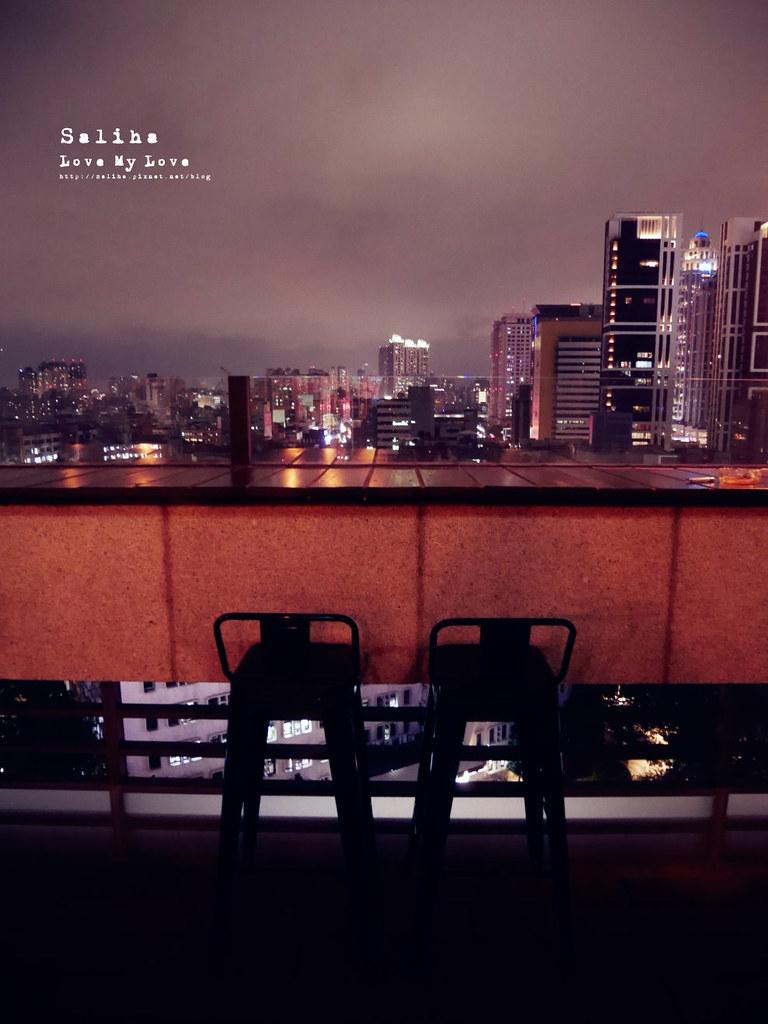 台北市區景觀餐廳推薦ABV Bar Kitchen閣樓餐酒館頂樓世界精釀板橋府中店  (1)