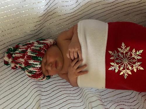 2019 Christmas Stocking Babies