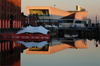 Museum of Liverpool reflection