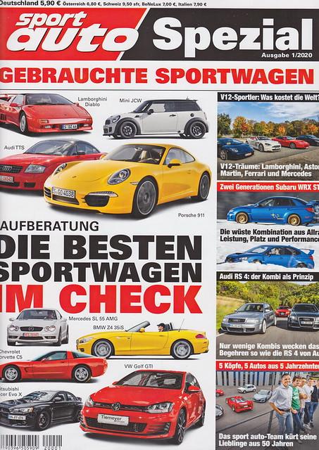 sport auto 1/2020