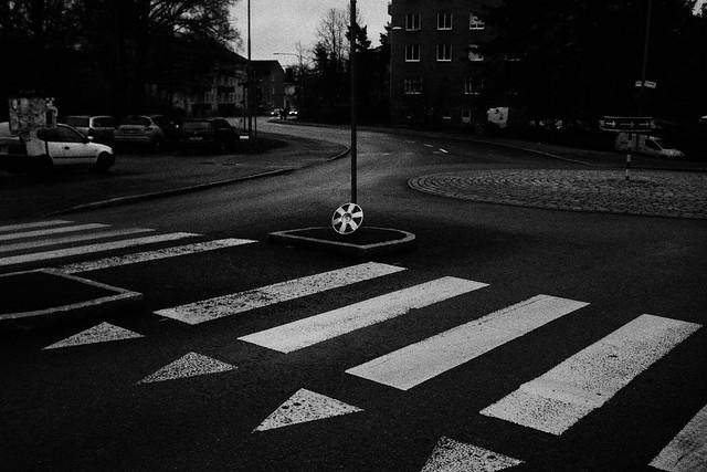 Navkapsel at roundabout