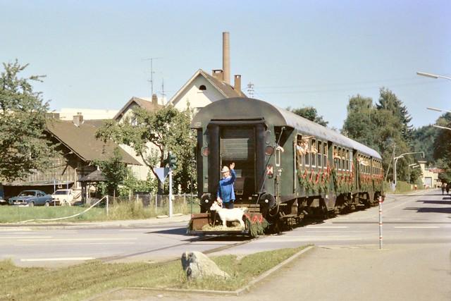 Inselfest Baienfurt 1987