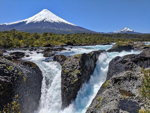 Petrohué Waterfalls