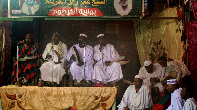 Al-Mawlid in Sudan