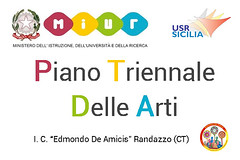 Logo Piano triennale delle Arti