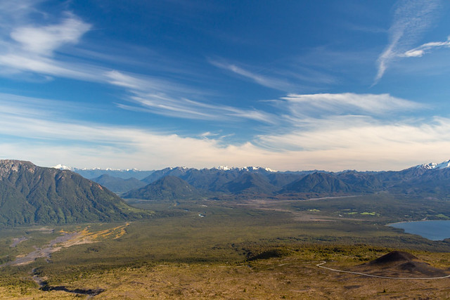 Osorno Volcano views