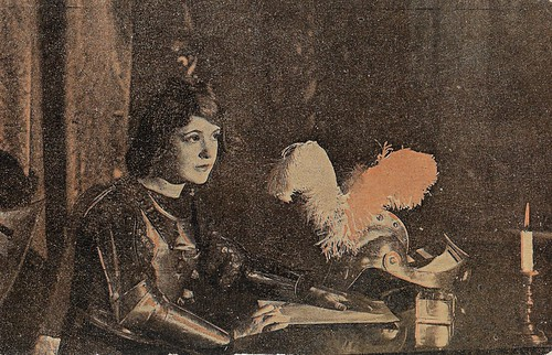 Marguerite Clark in The Valentine Girl