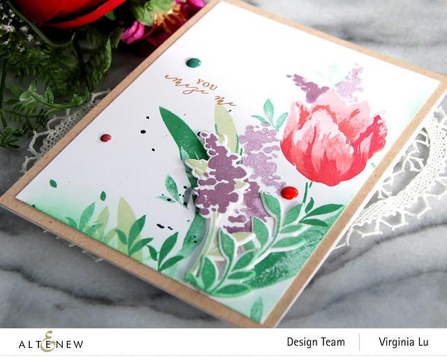 Altenew-Build-A-Flower-TriumphTulip-Virginia#4