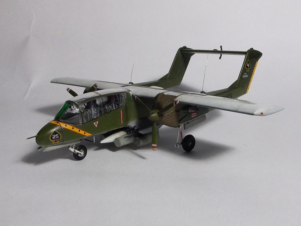 Rockwell OV-10A Bronco