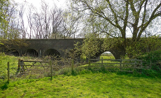 Great Oxendon-Brampton Valley Way Viaduct