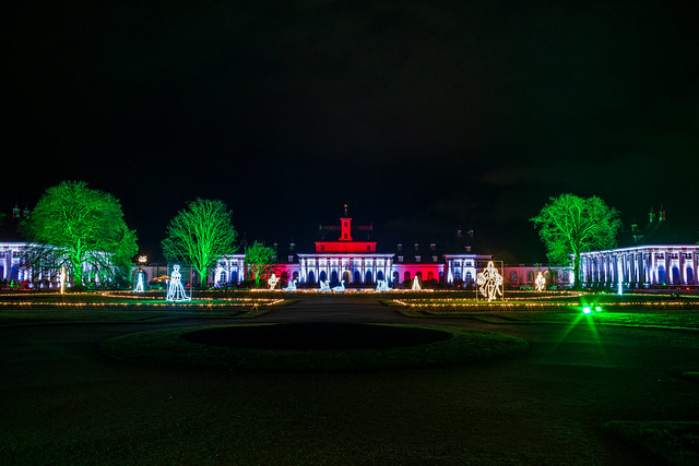 Pillnitz Christmas Garden