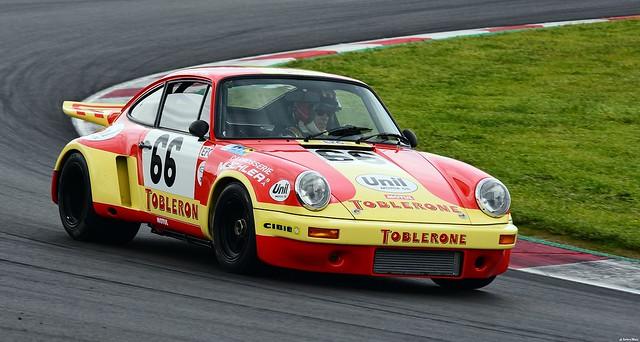 PORSCHE  911 RSR 3,0l / Didier DENAT / CHE