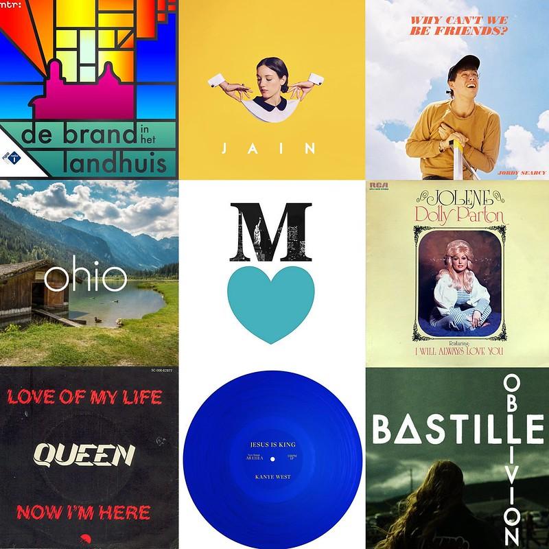 Top Ten Songs of 2019