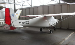 Ikarus C42 D-MNZZ Marl 29/07/15