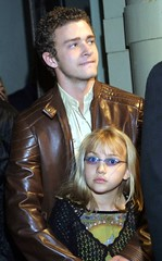 Jamie Lynn Spears Ex Justin Timberlake in Throwback Snap Subtly Shades Britney