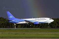 VH-XNU B733 NAURU AIRLINES YBBN