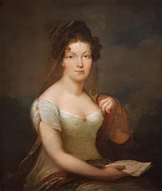 Portrait of a Woman (1809)