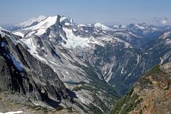 Whatcom Peak and Whatcom Pass
