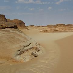Tchad 2013 - Paysages du Borkou