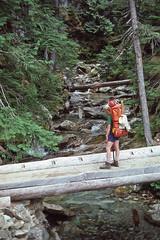Pierce Creek, Ross Lake Trail