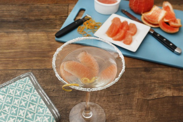 Recipe Roundup: Grapefruit