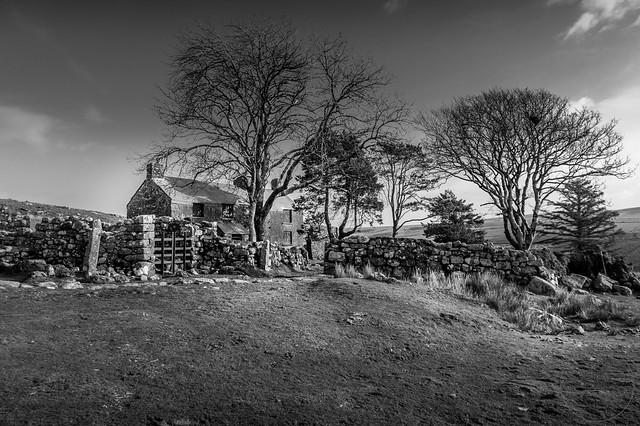 Ditsworthy Warren Farm House, Dartmoor