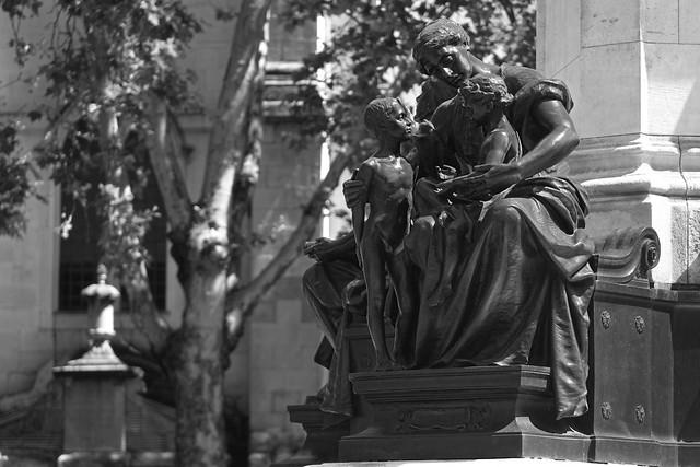Gladstone Statue - Brotherhood (1905)