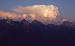 Evening Thunderheads