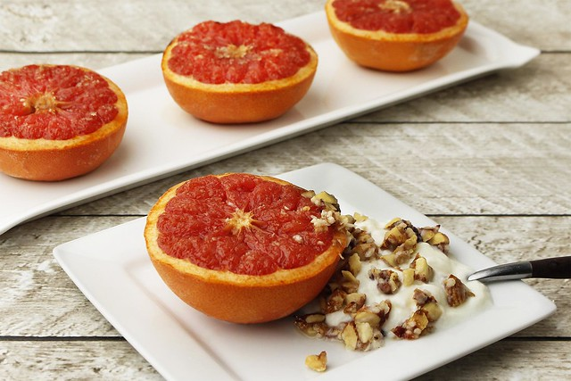 Recipe Roundup: Grapefruit