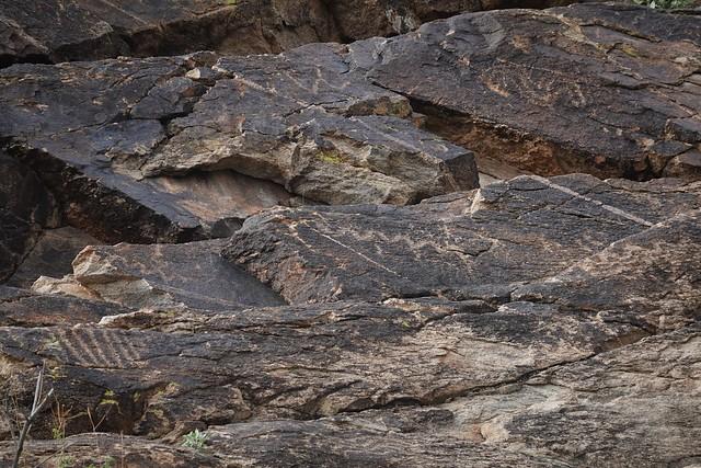 First Petroglyphs SR601562