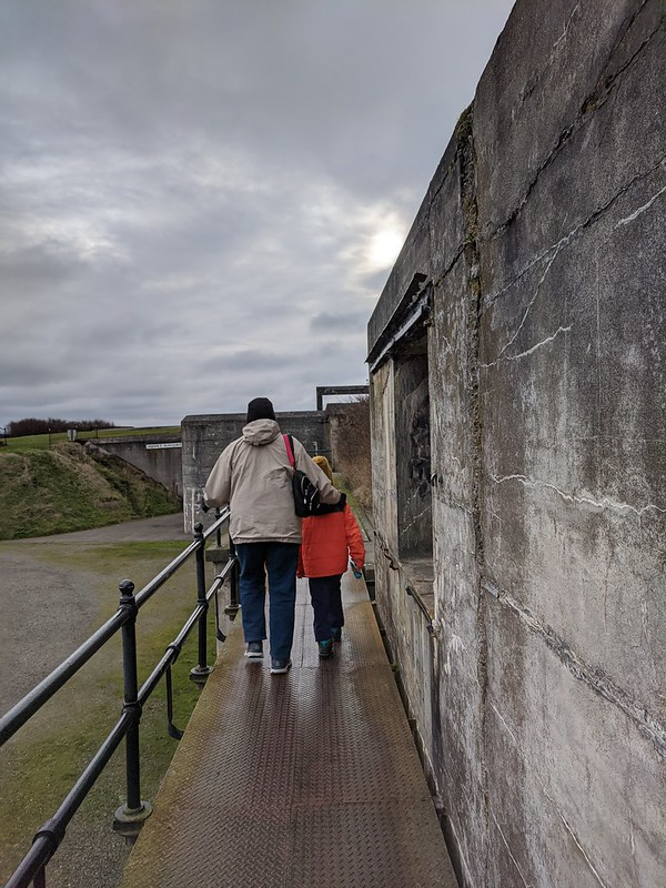 Fort Casey, December 2019