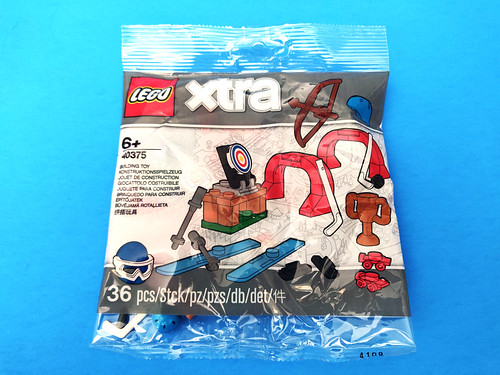 LEGO xtra Sports Accessories (40375)