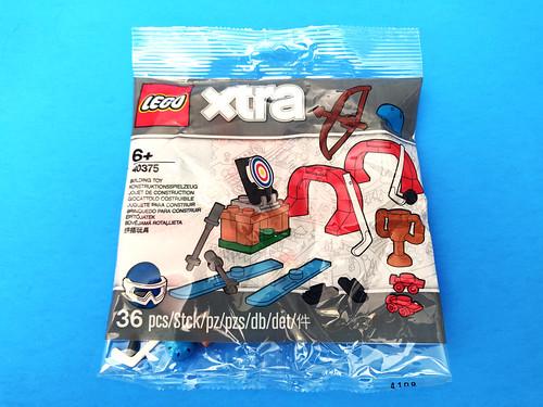 LEGO xtra Sports Accessories (40375)