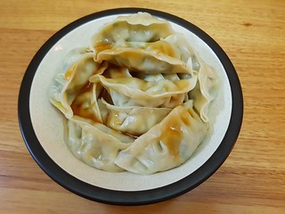 Boxing Day Dumplings