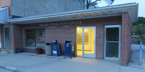 iowa ia postoffices webstercounty lehigh northamerica unitedstates us