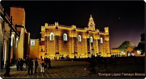 Convento San Gabriel (San Pedro Cholula) Estado de Puebla,México