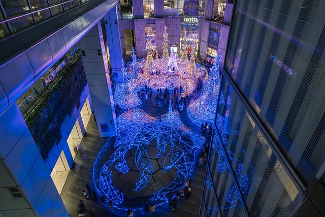 2019 Caretta 聖誕彩燈