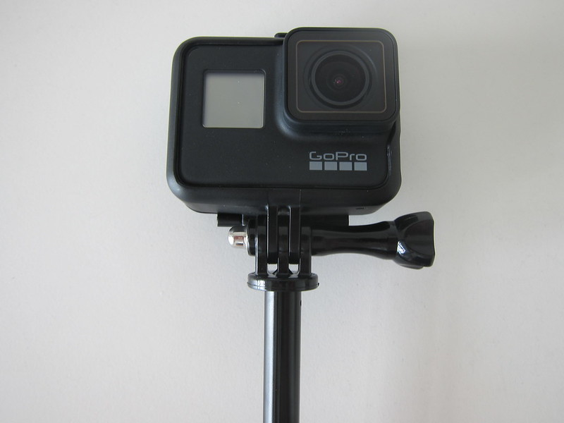 Waterproof Monopod For GoPro - GoPro Mount