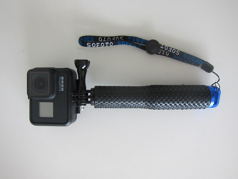 Waterproof Monopod For GoPro