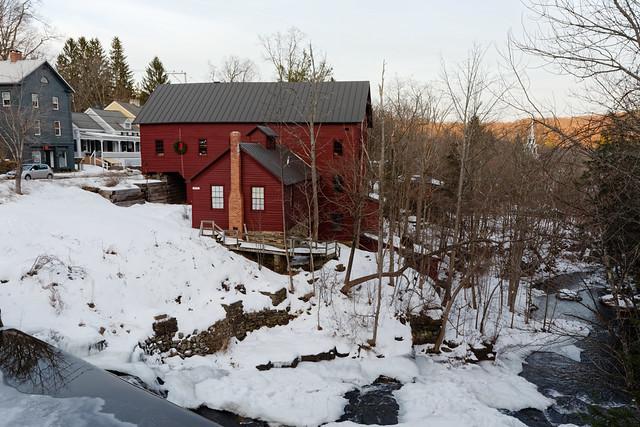 Rensselaerville Grist Mill (Explored)