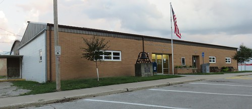 iowa ia postoffices libraries webstercounty dayton northamerica unitedstates us