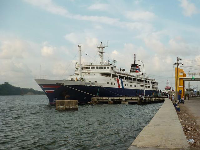 Pare Pare Harbour