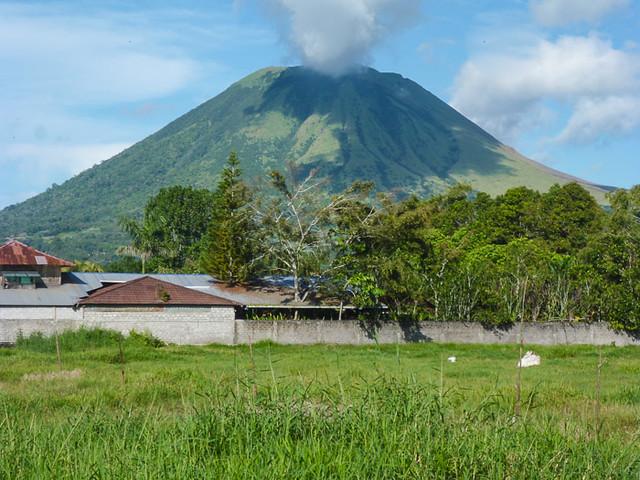 Gunung Api Lokon