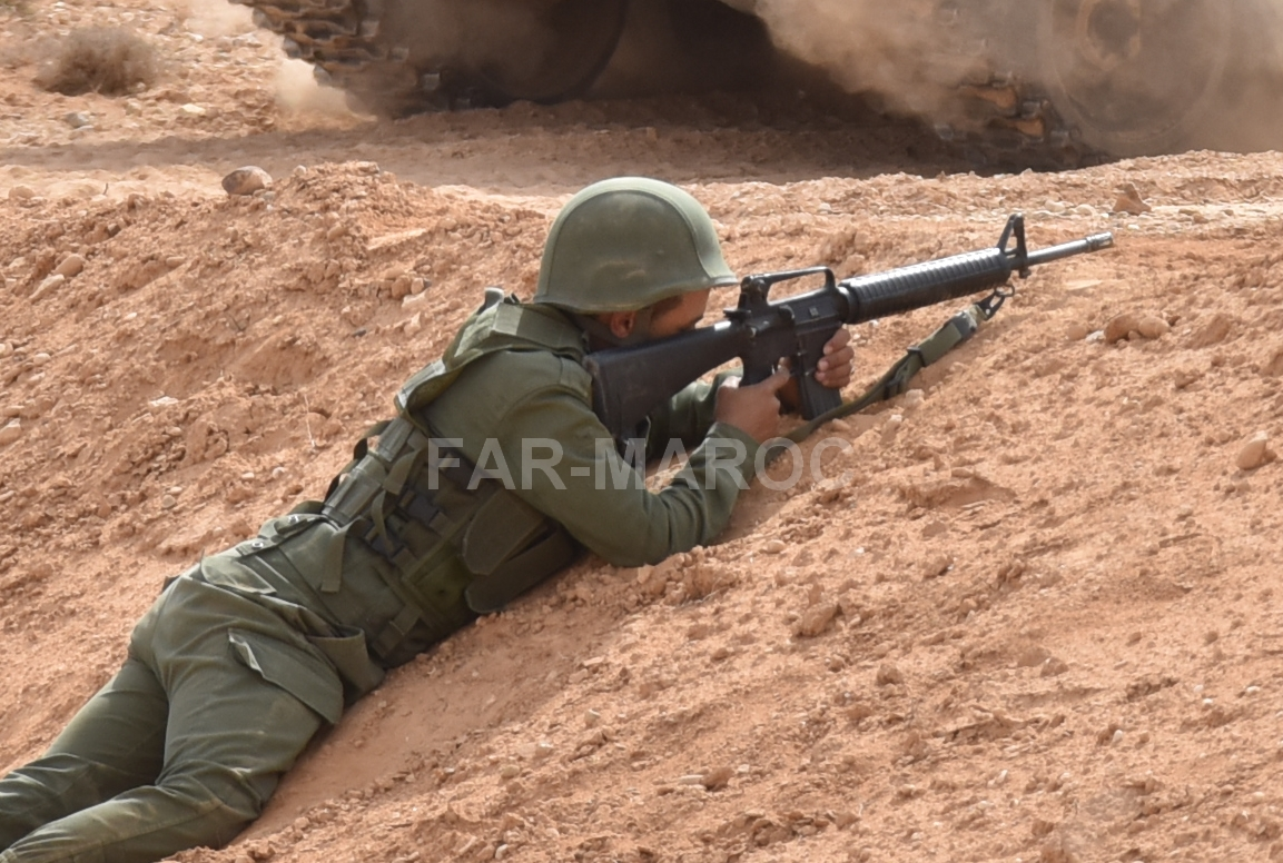 Armes d'Infanterie chez les FAR / Moroccan Small Arms Inventory - Page 8 49285623993_64428fb13b_o