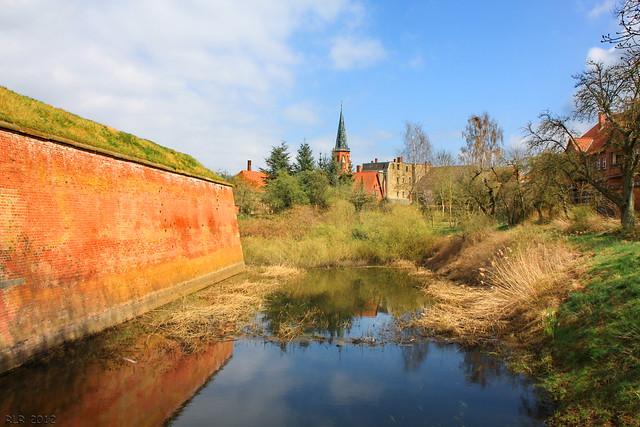 Dömitz, Festungsgraben