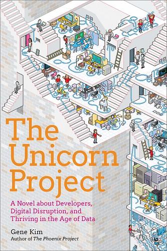 The Unicorn Project, par Gene Kim