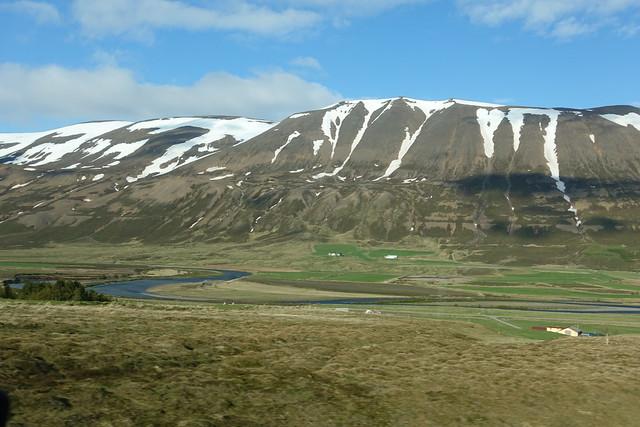 Iceland - Way to Husavik