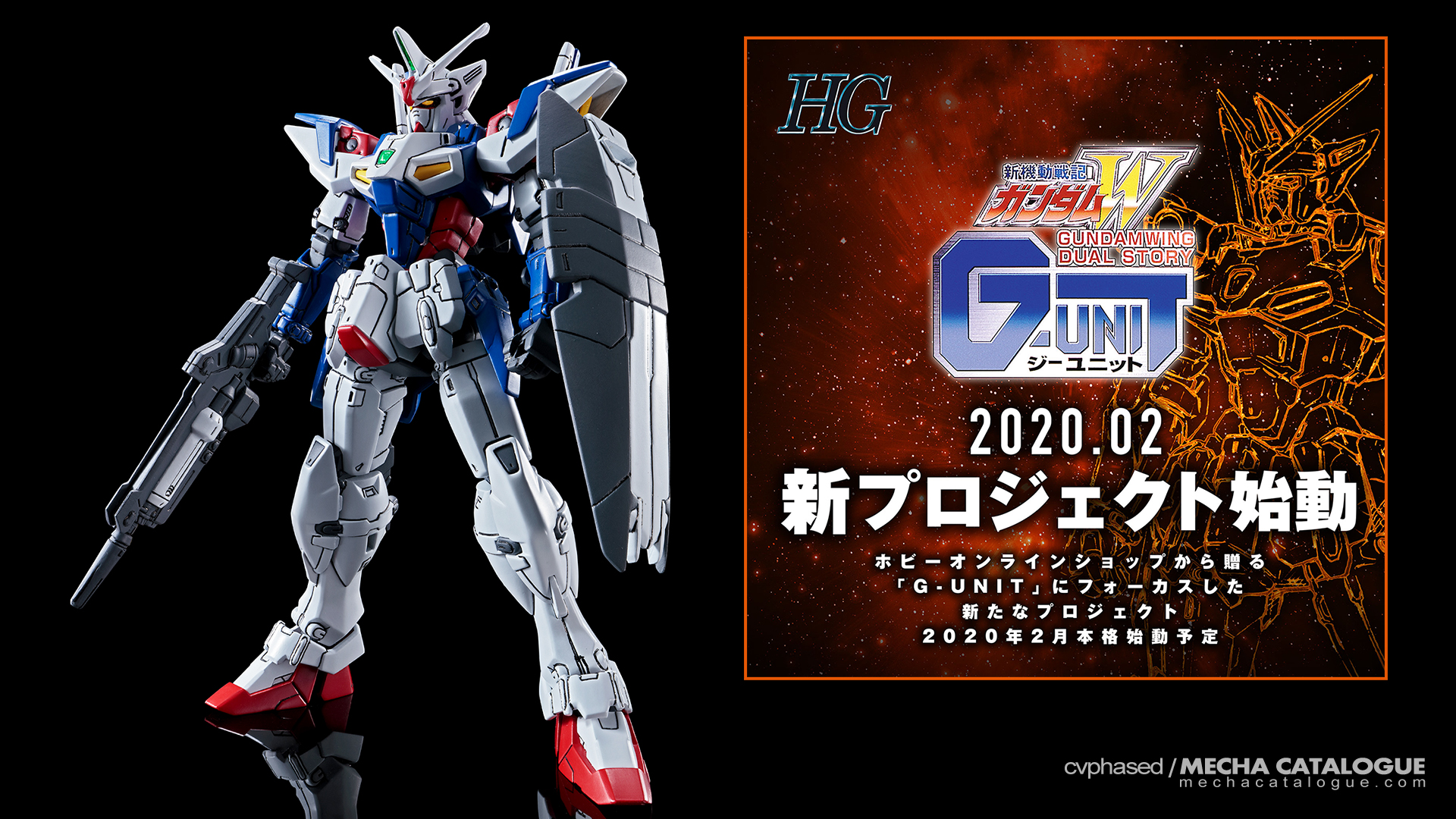 Next Phase Gunpla: Road to 2020