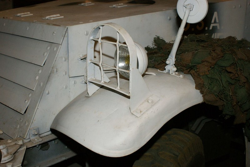 White M3 Half-Track 3