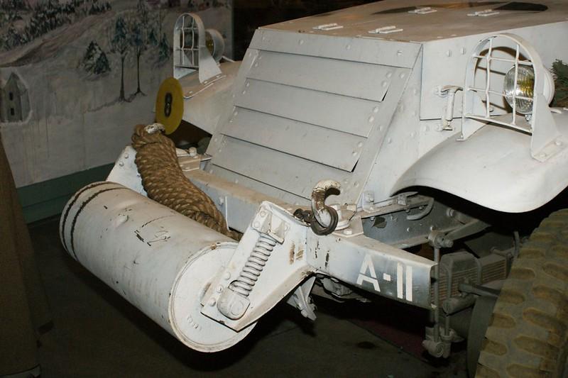 White M3 Half-Track 2